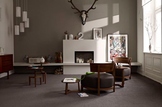 Interieur klassiek en modern home design idee n en meubilair inspiraties for Moderne inrichting