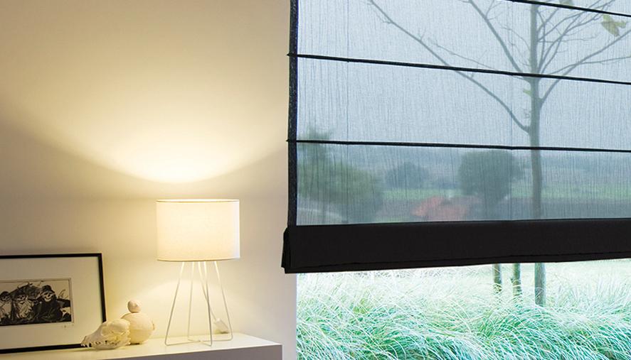 Bed Gordijn 10 : Verduisterende gordijnen voor slaapkamer antraciet zwart