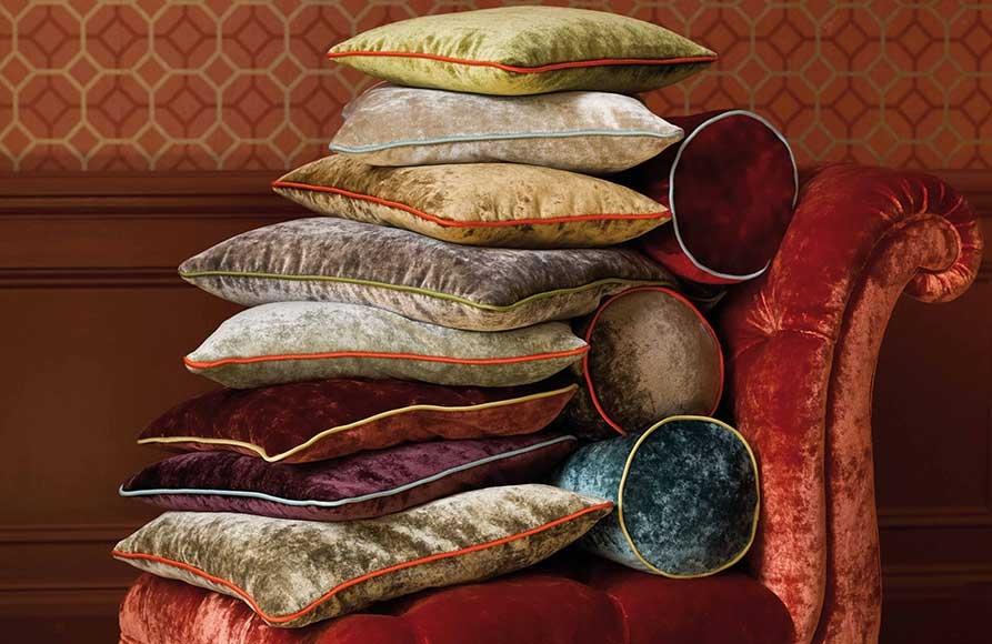 Mulberry Home - Rossini Velvet collectie
