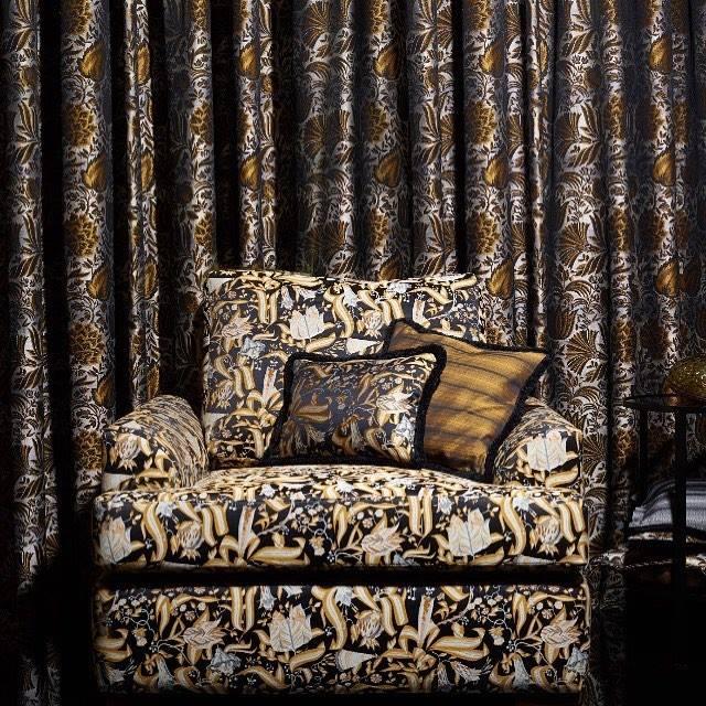 Backhausen fabrics