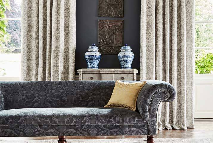 Zoffany collectie Damask