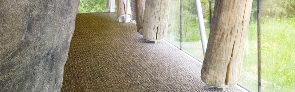 Desso tapijt tegels
