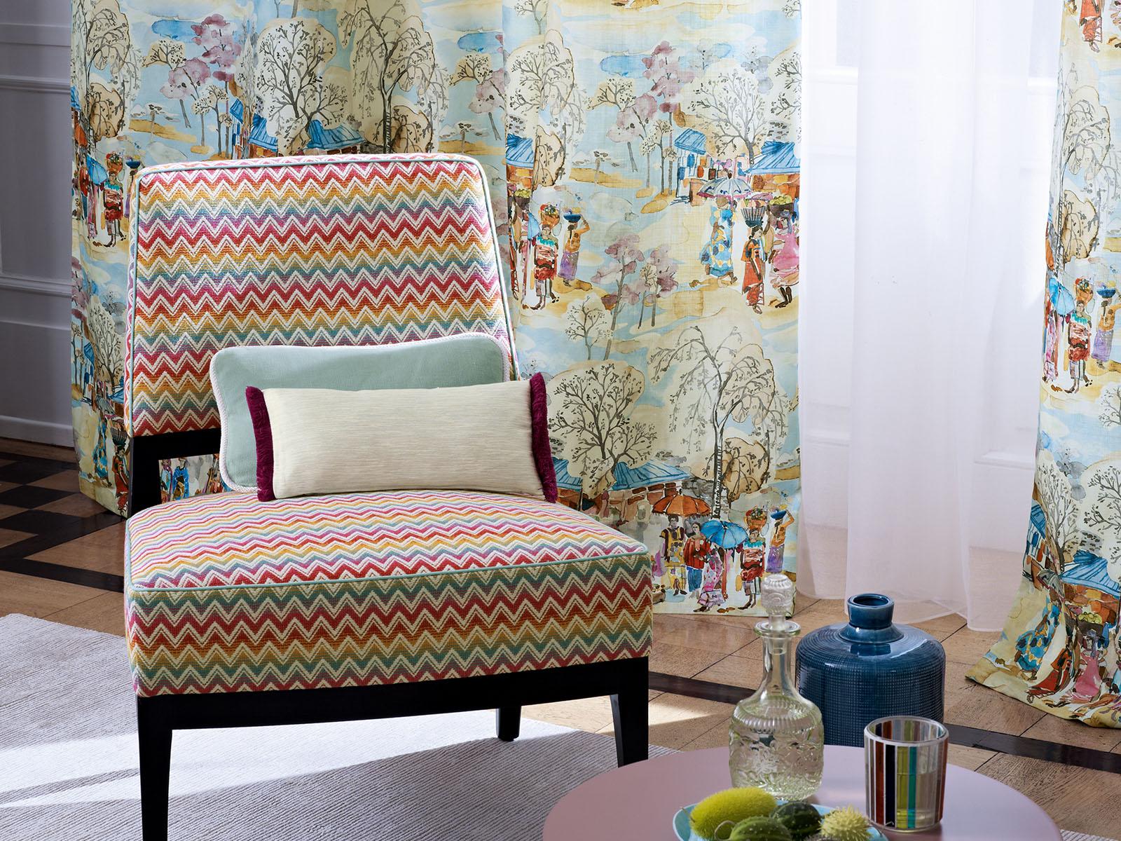 etamine belvedere. Black Bedroom Furniture Sets. Home Design Ideas