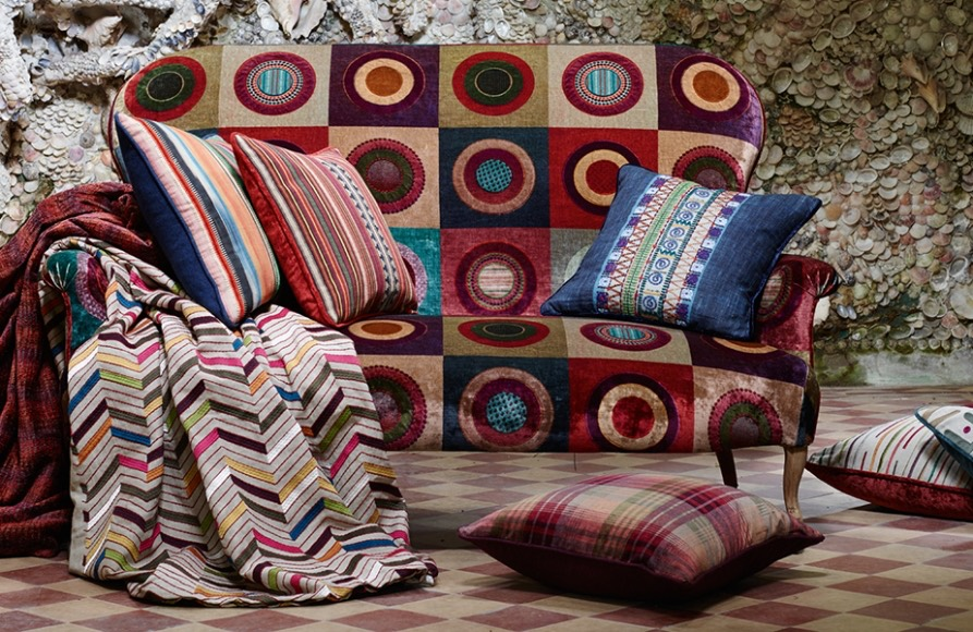 Mulberry Home - Festival collection