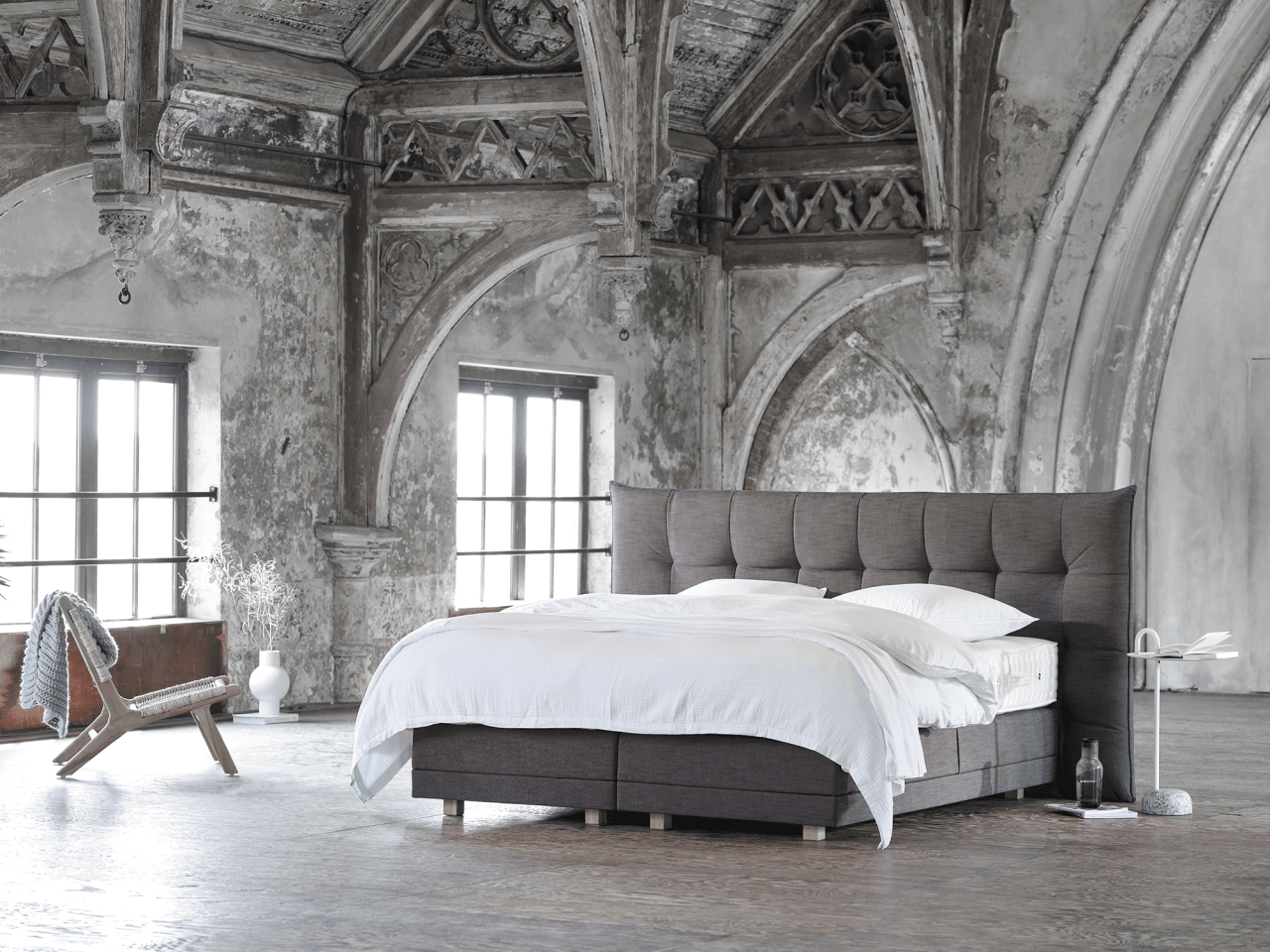 Pullman boxspring Aspen collectie Originals