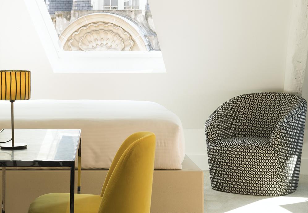 Project Lelievre - hotel