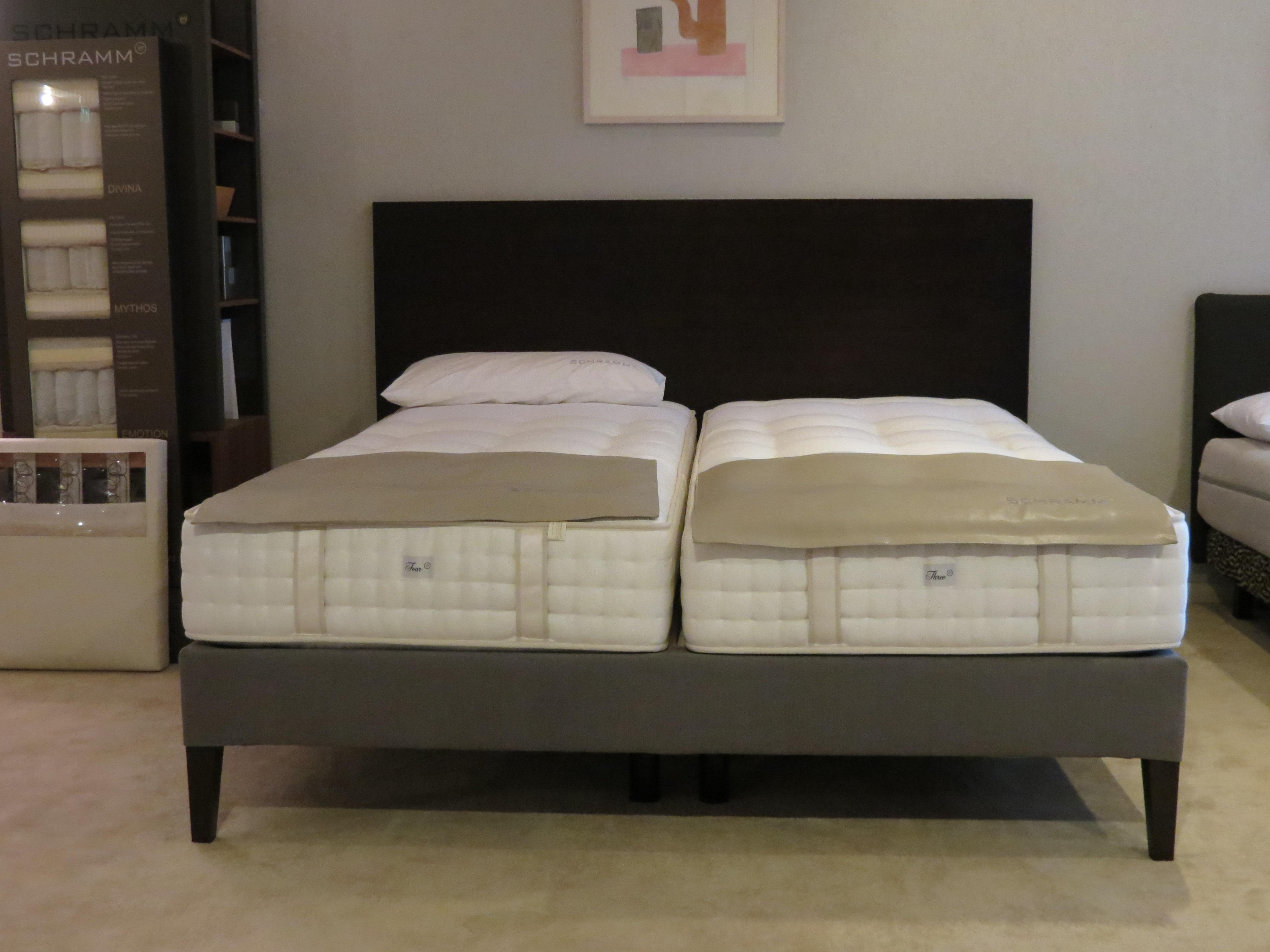 Schramm bed basis 18 180—200 stof taupe Nu voor 1995 van 3710