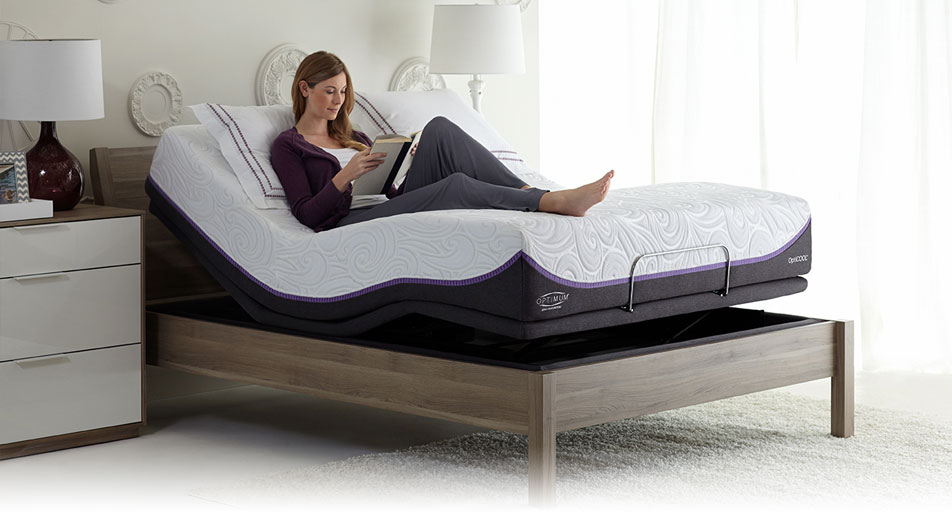 Adjustable Bed Base >> Bedden | Belvedere