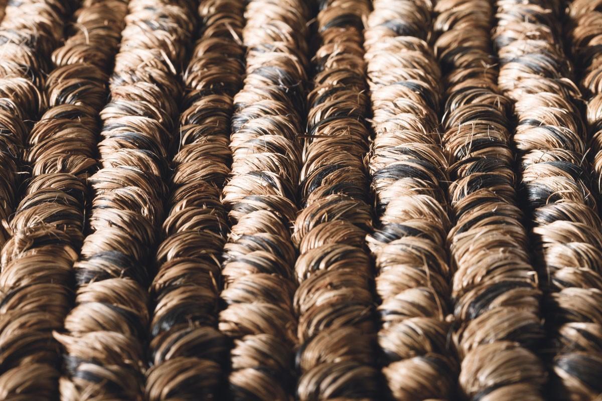 Tapijt Natuurlijk Materiaal : Tapijt belvedere