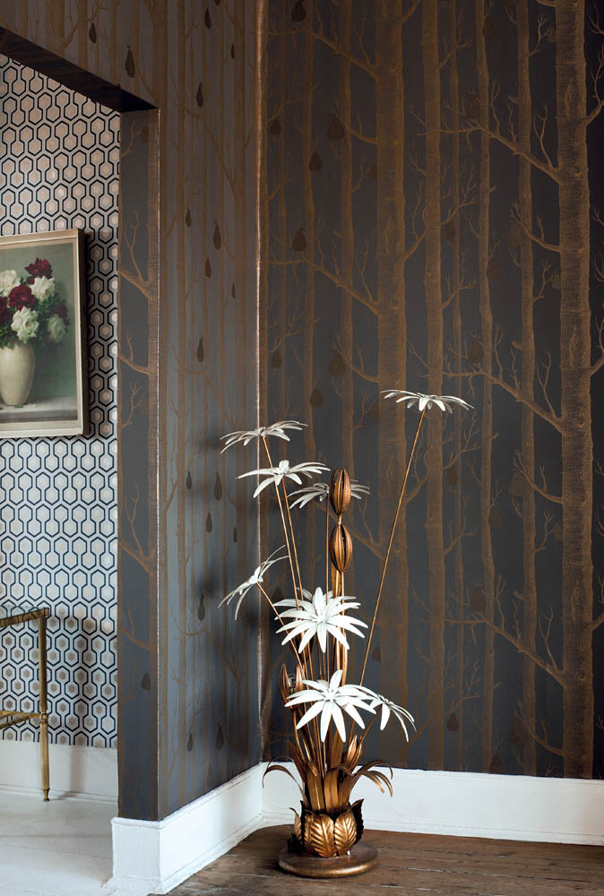 Cole and Son - Wallpaper Woods Pears