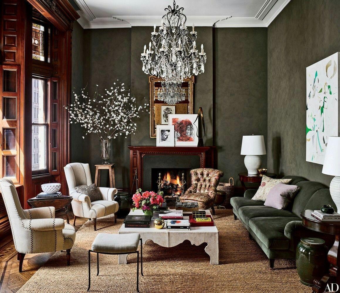 Ralph Lauren interieur