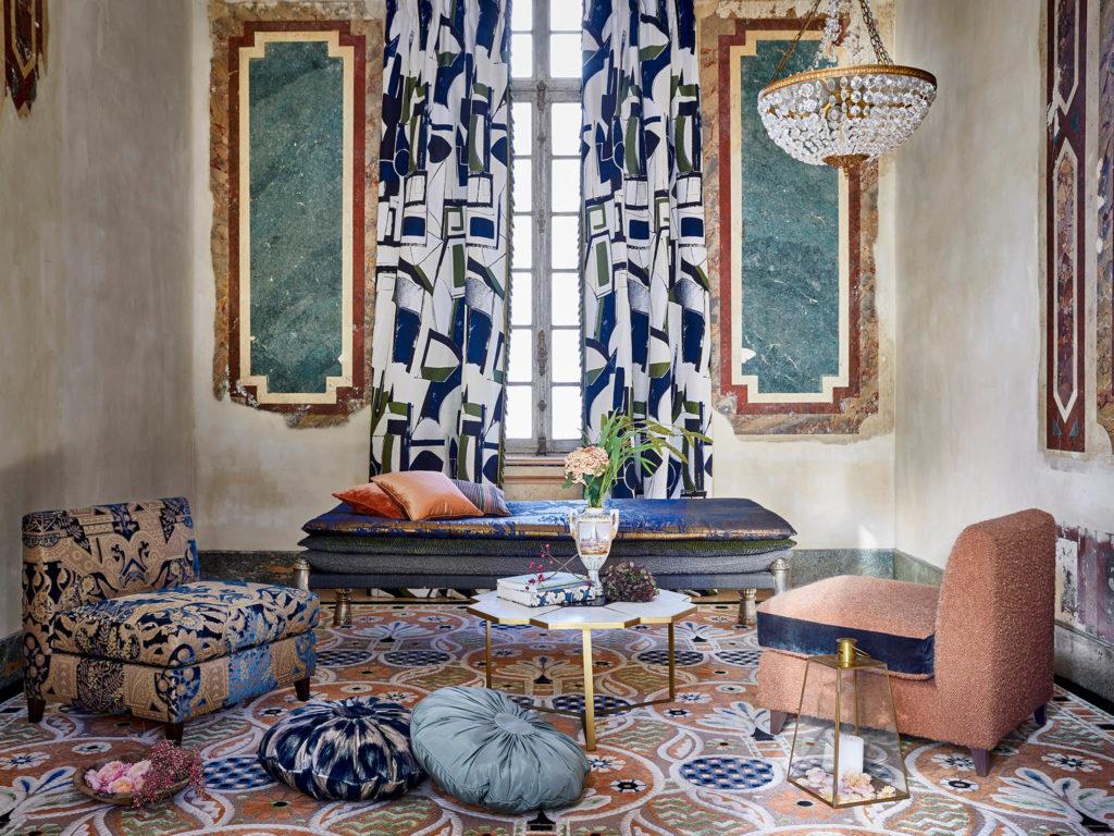 Pierre Frey fabrics