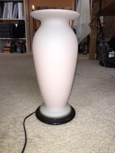lamp van 125 voor 39