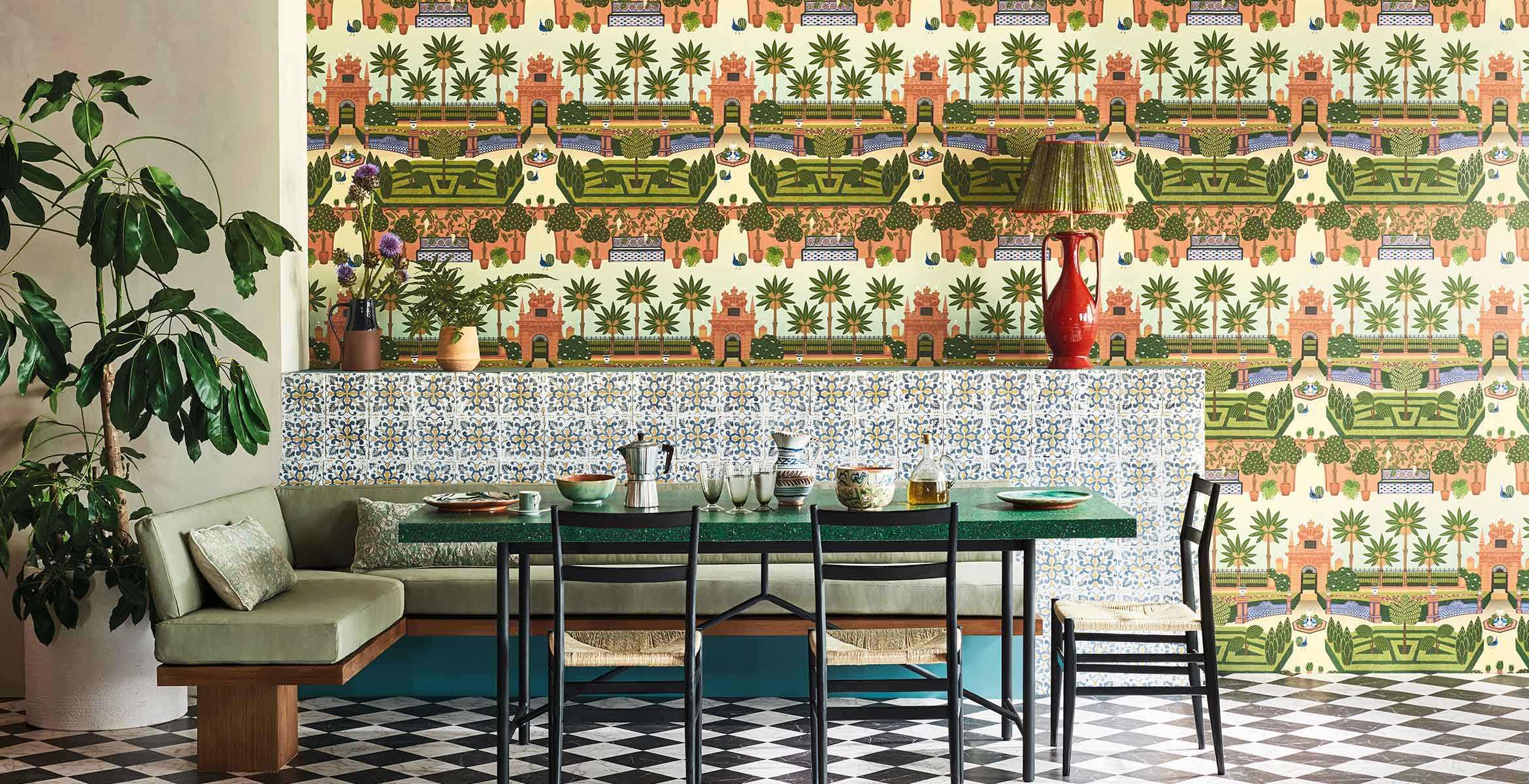 Cole & Son Seville collectie