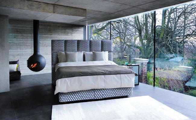 vispring belvedere. Black Bedroom Furniture Sets. Home Design Ideas